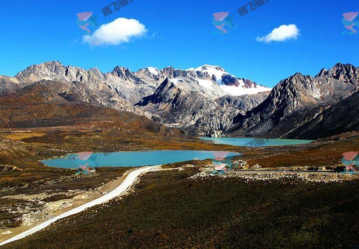 金川·色达·理塘·桃花沟·拉萨·羊湖10天 倘若迷路,我愿坠入这桃源深处